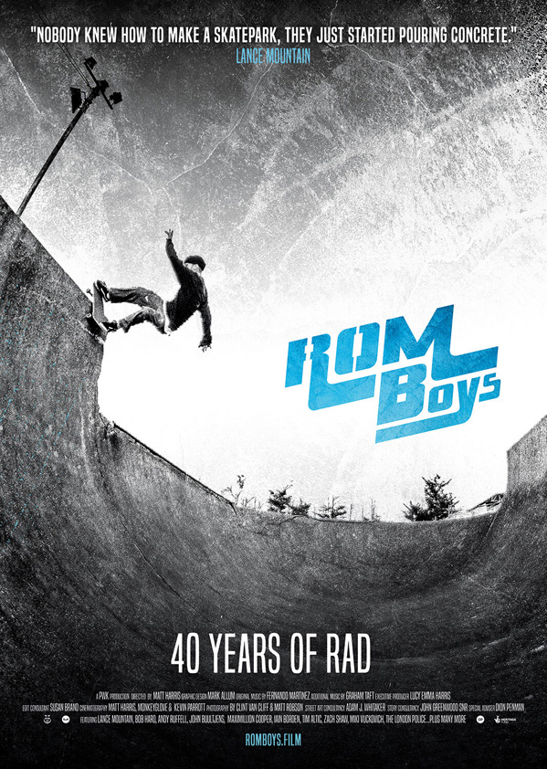 Rom Boys Poster