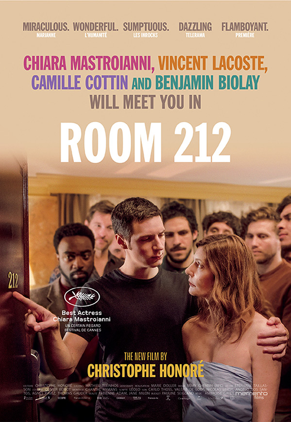 Room 212 Poster