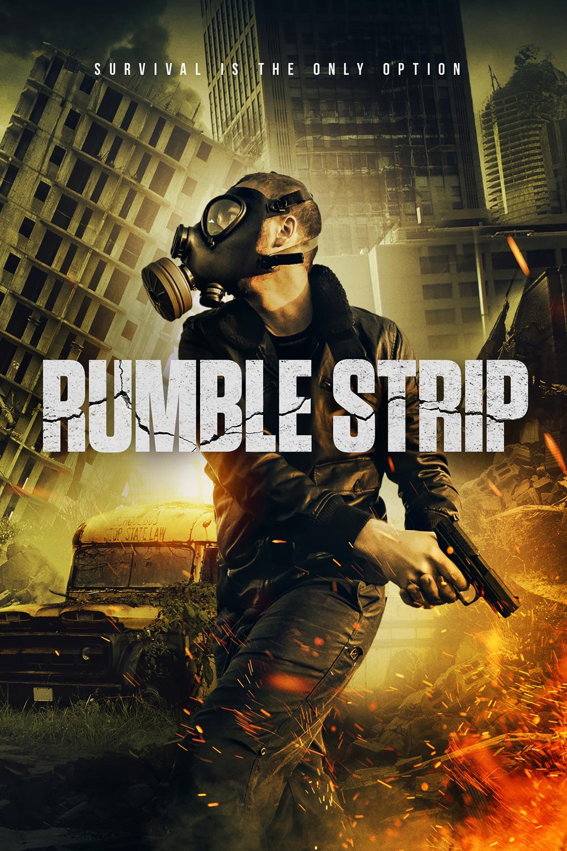 Rumble Strip Poster