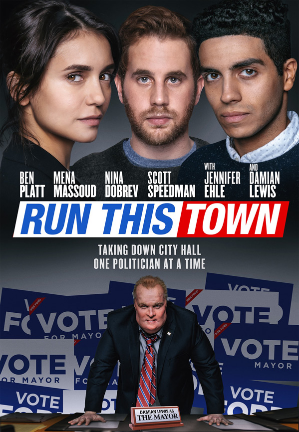 Run This Town Poster