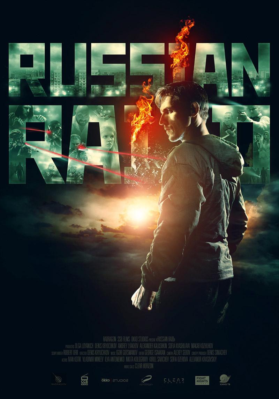 Russian Raid Poster
