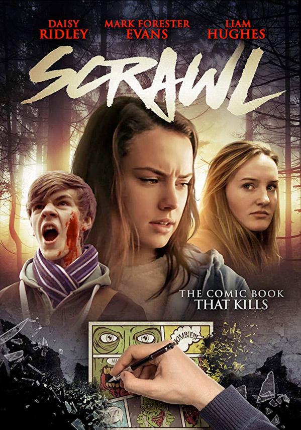 Scrawl Movie Poster
