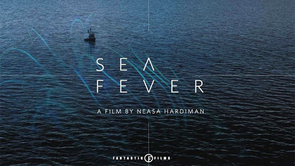 Sea Fever Poster