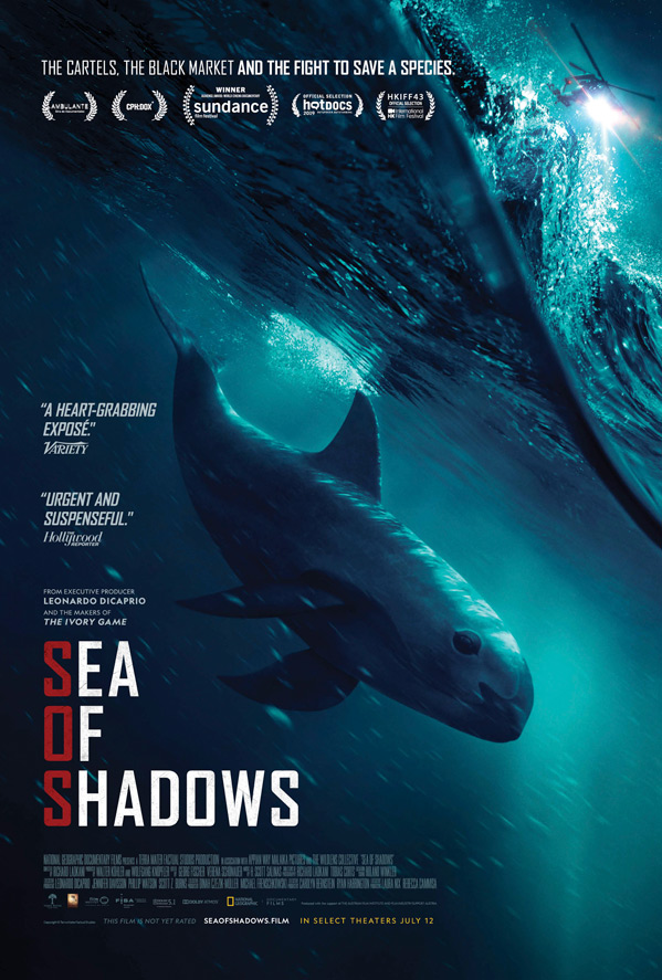 Sea of Shadows Poster