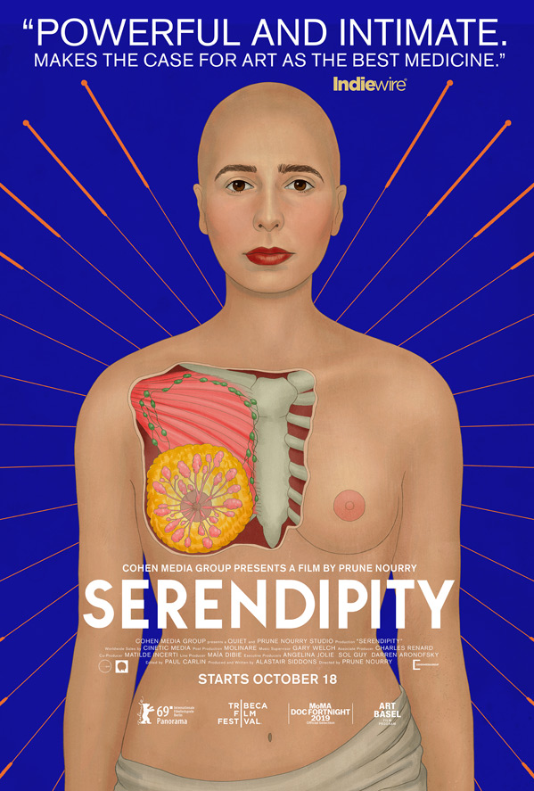 Serendipity Doc Poster