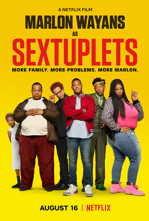 Sextuplets Poster
