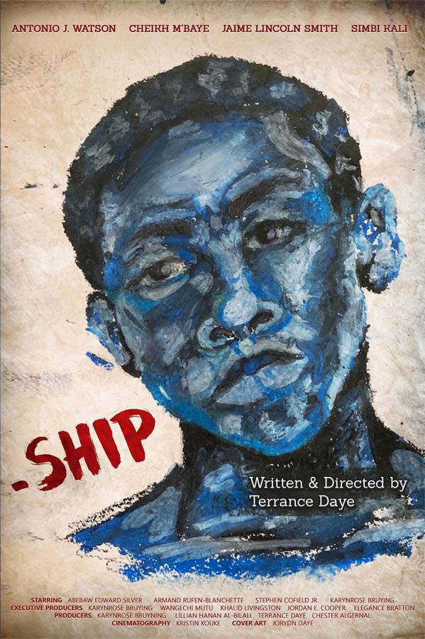 -Ship: A Visual Poem Poster