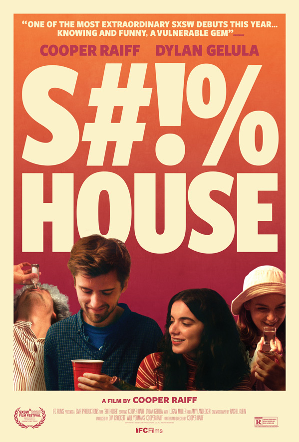 Shithouse Poster