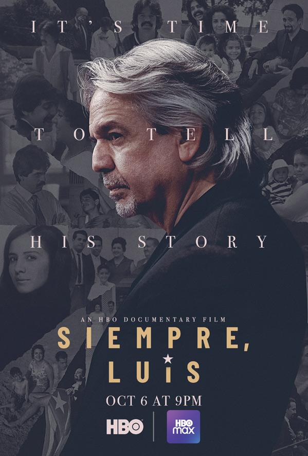 Siempre, Luis Poster
