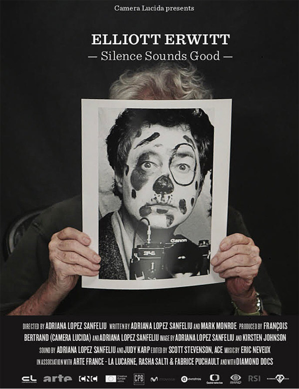 Elliott Erwitt: Silence Sounds Good Poster