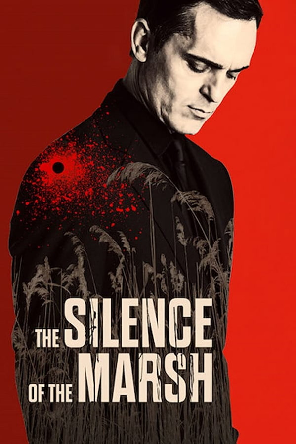 The Silence of the Marsh Poster
