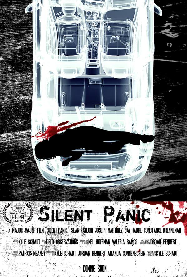Silent Panic Poster