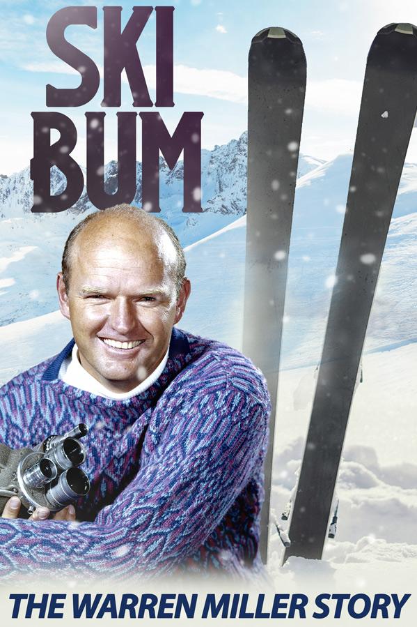 Ski Bum: The Warren Miller Story Poster