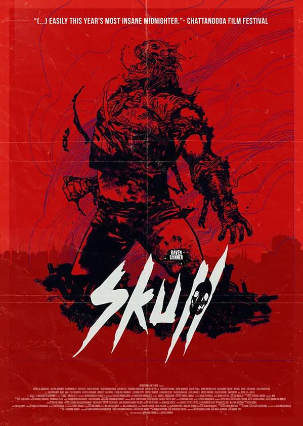Skull: The Mask Poster