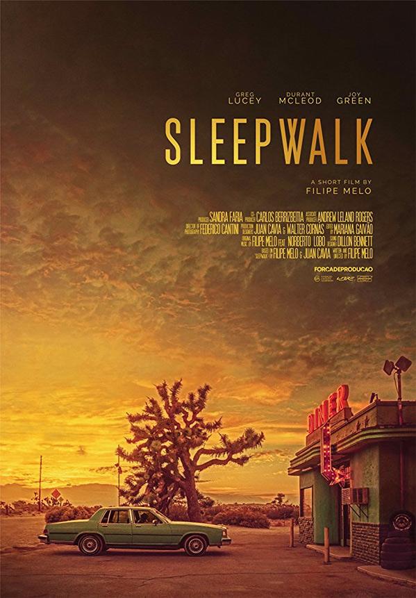 Sleepwalk Poster