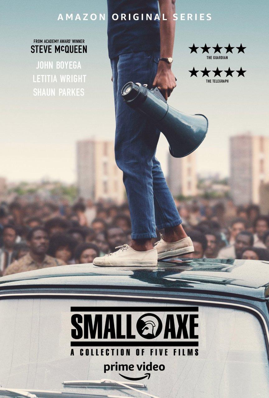 Small Axe Poster