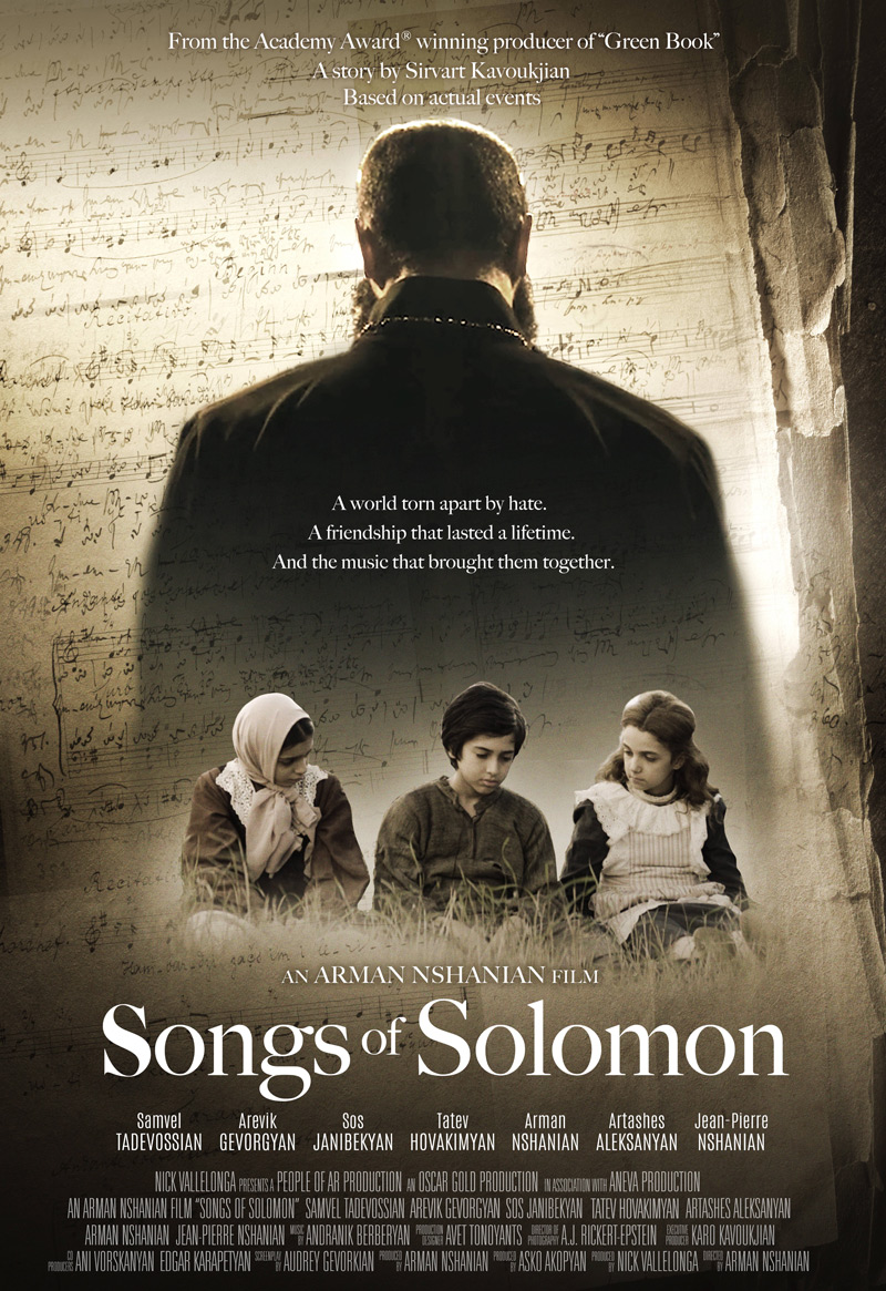 Songs of Solomon Poster