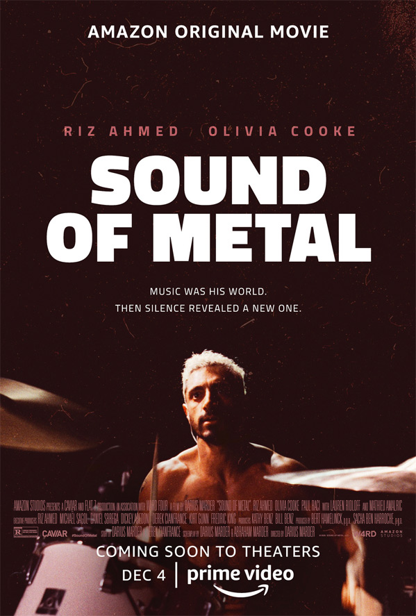 Sound of Metal Trailer