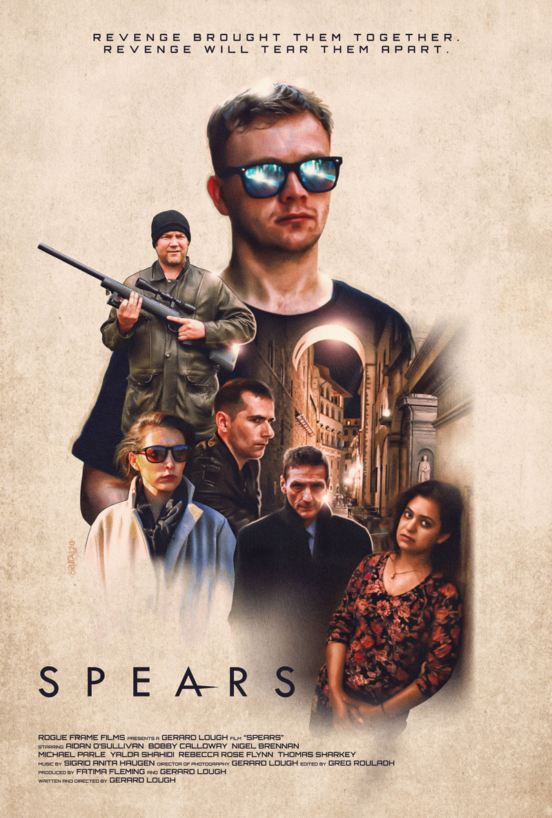 Spears Poster