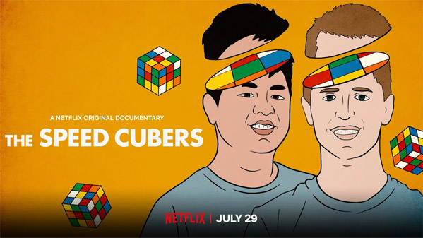 The Speed Cubers Poster