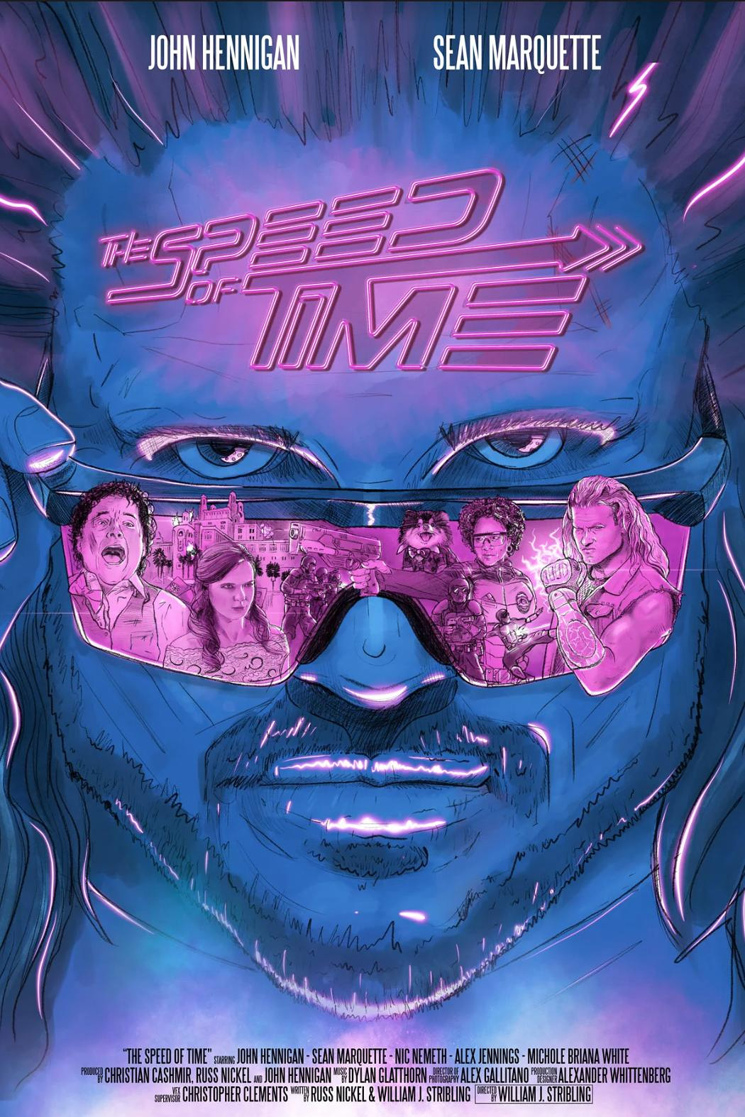 The Speed of Time Poster