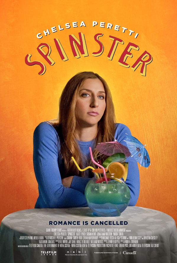 Spinster Poster