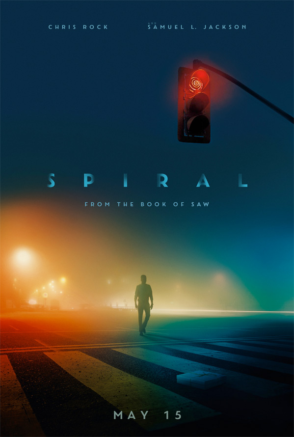 Spiral: From the Book of Saw Poster