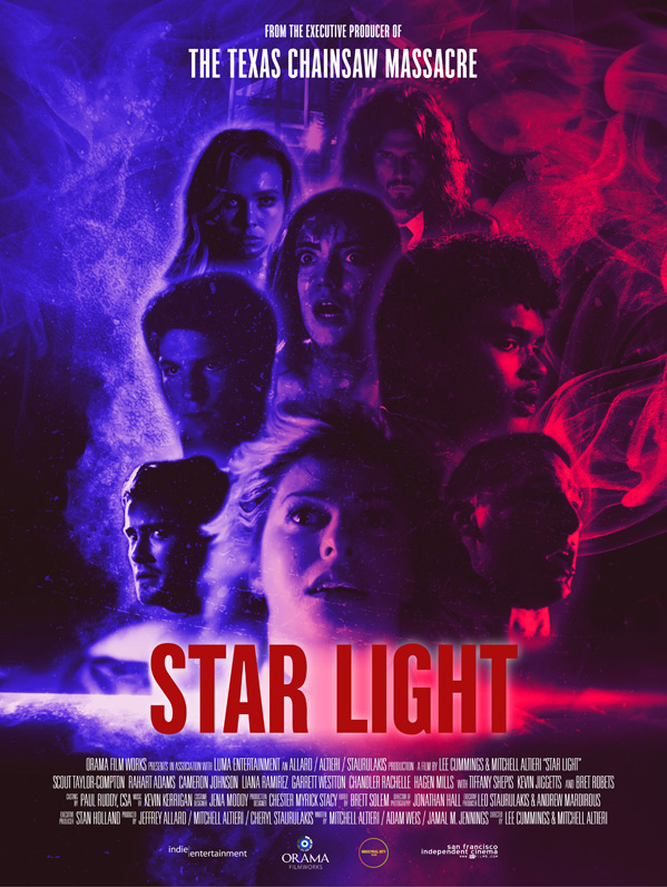 Star Light Poster