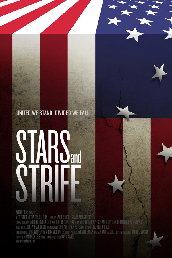 Stars and Strife Poster