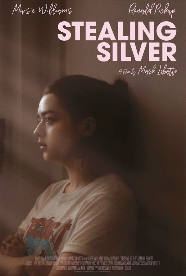 Stealing Silver Poster
