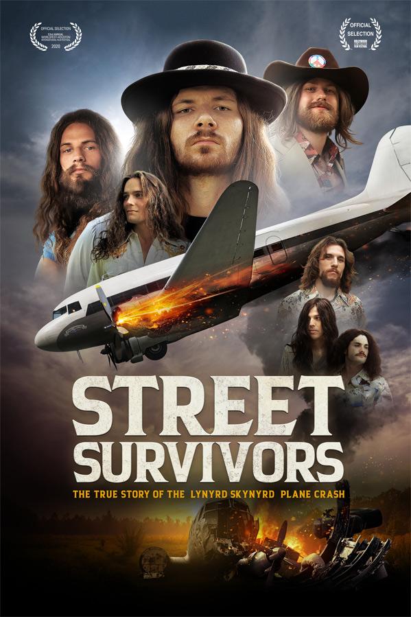 Street Survivors Poster