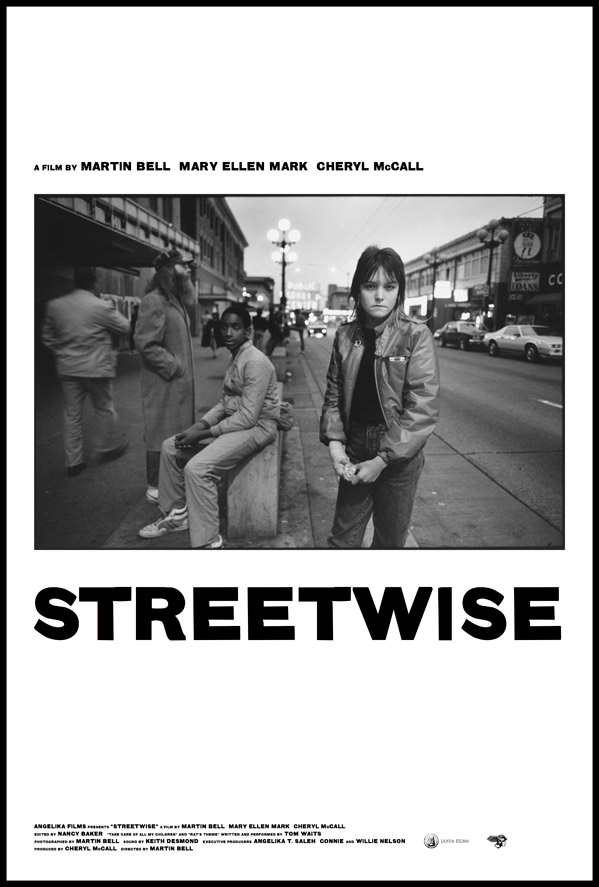 Streetwise Doc Poster