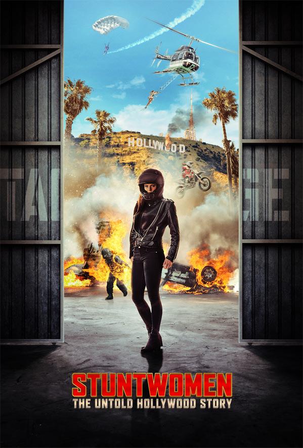 Stuntwomen Poster