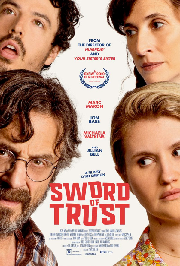 Sword of Trust Film