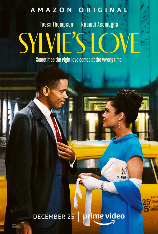 Sylvie's Love Poster