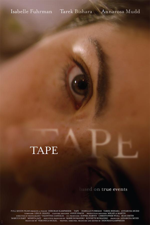 Tape Film Poster