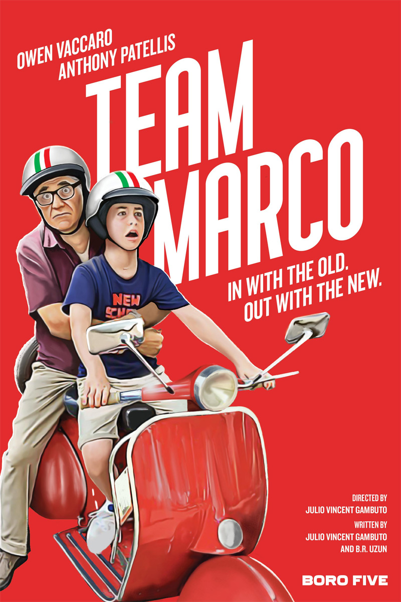 Team Marco Poster