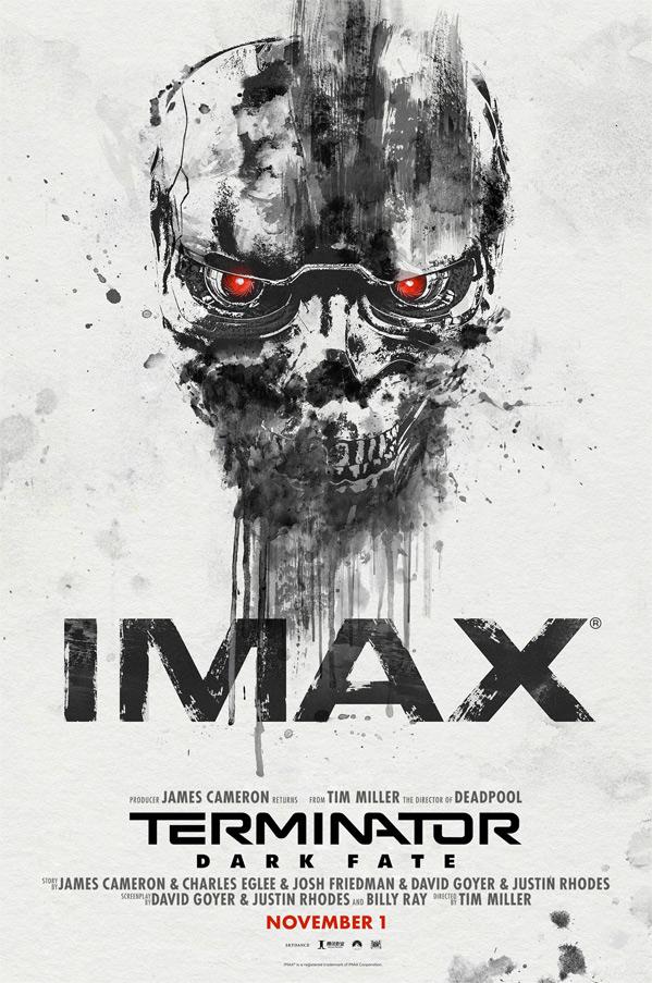Terminator: Dark Fate IMAX Poster
