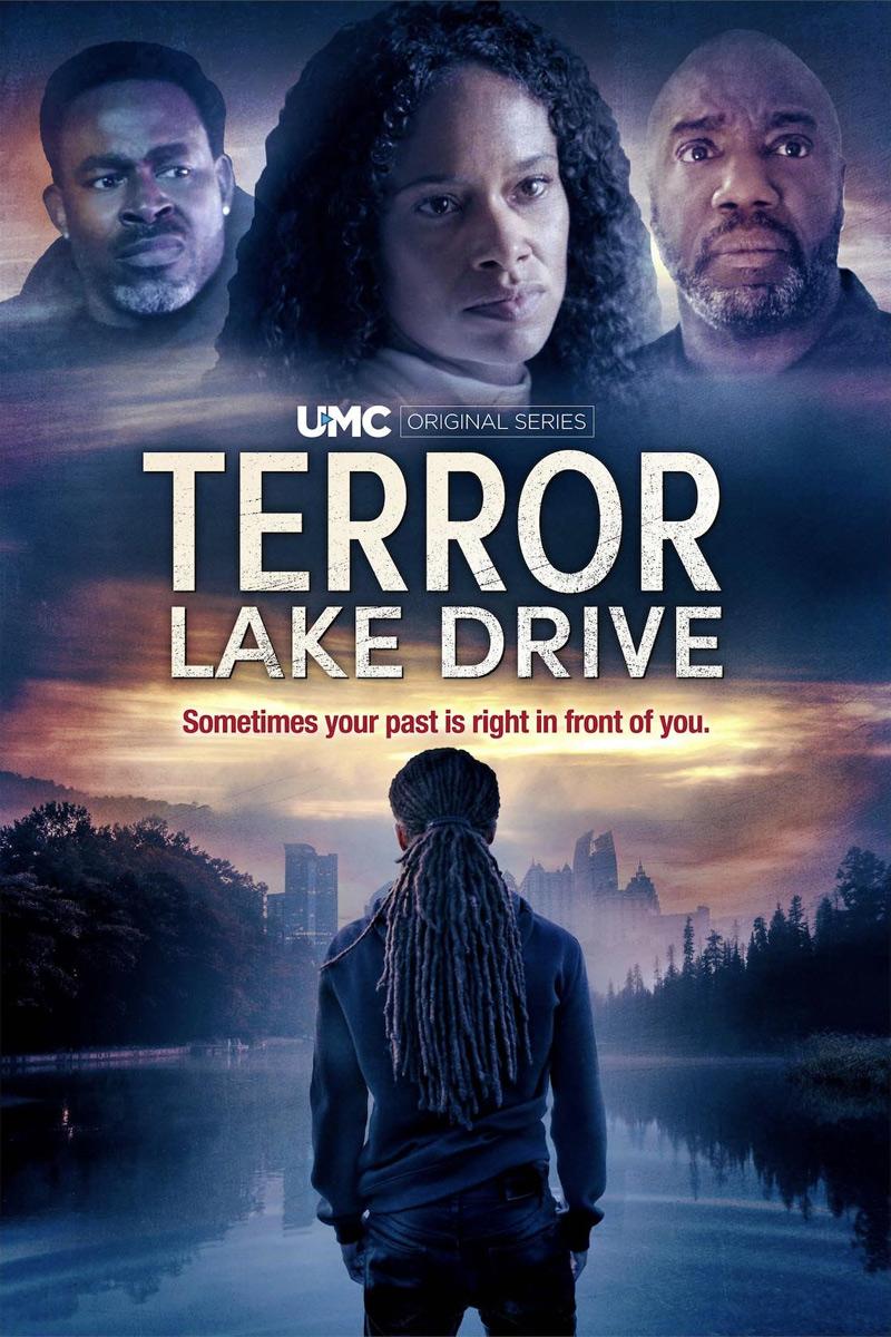 Terror Lake Drive Poster