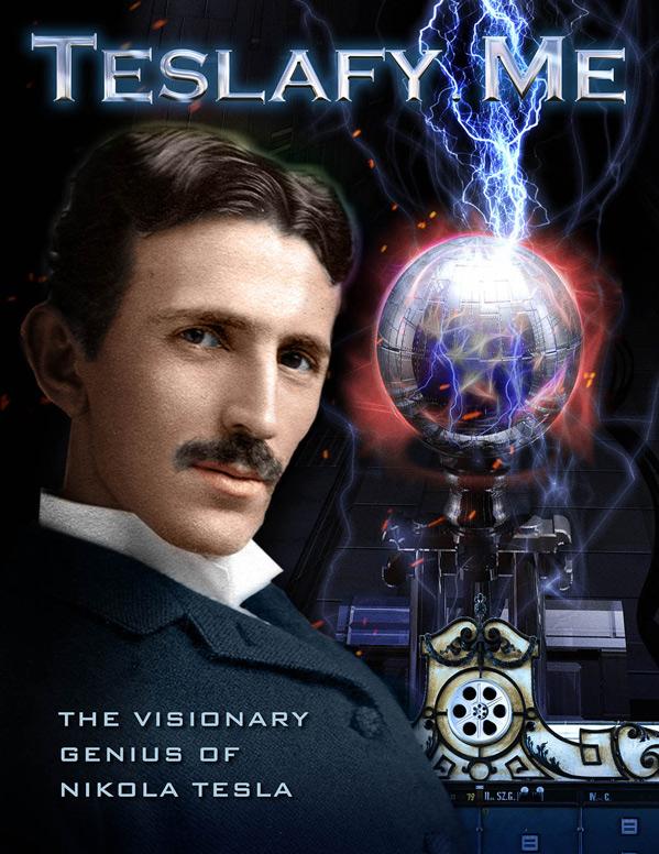 Teslafy Me Poster