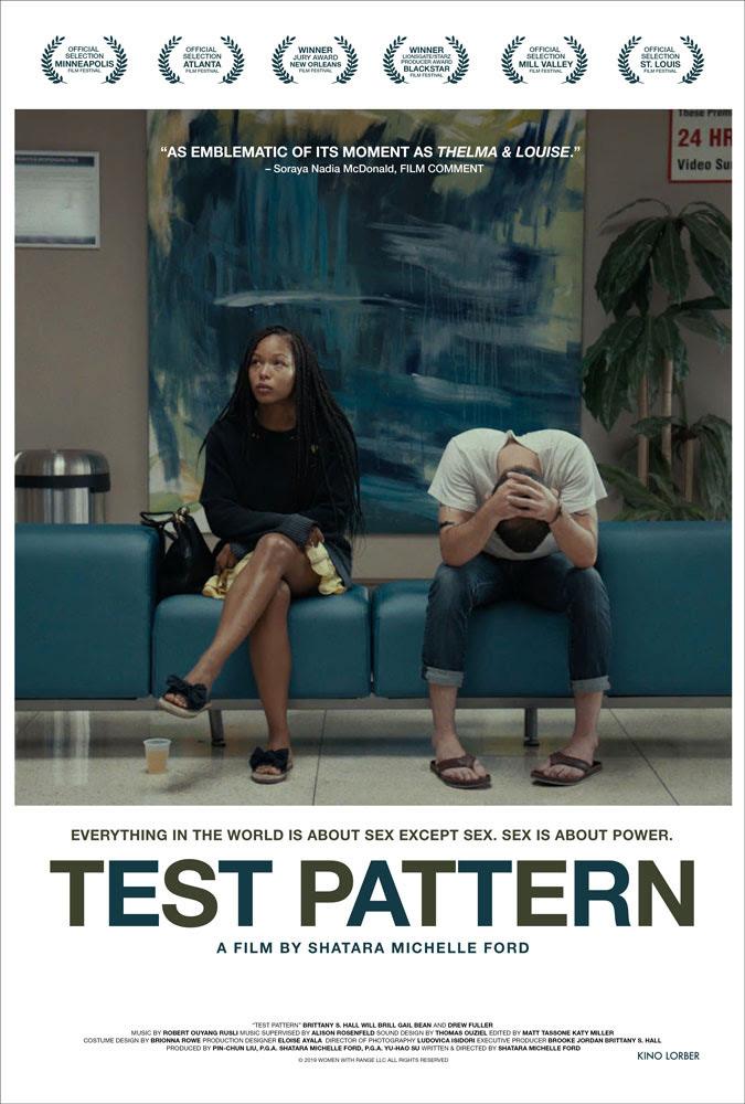Test Pattern Poster