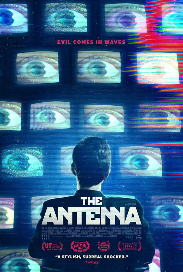 The Antenna Poster