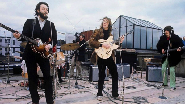 The Beatles: Get Back Film