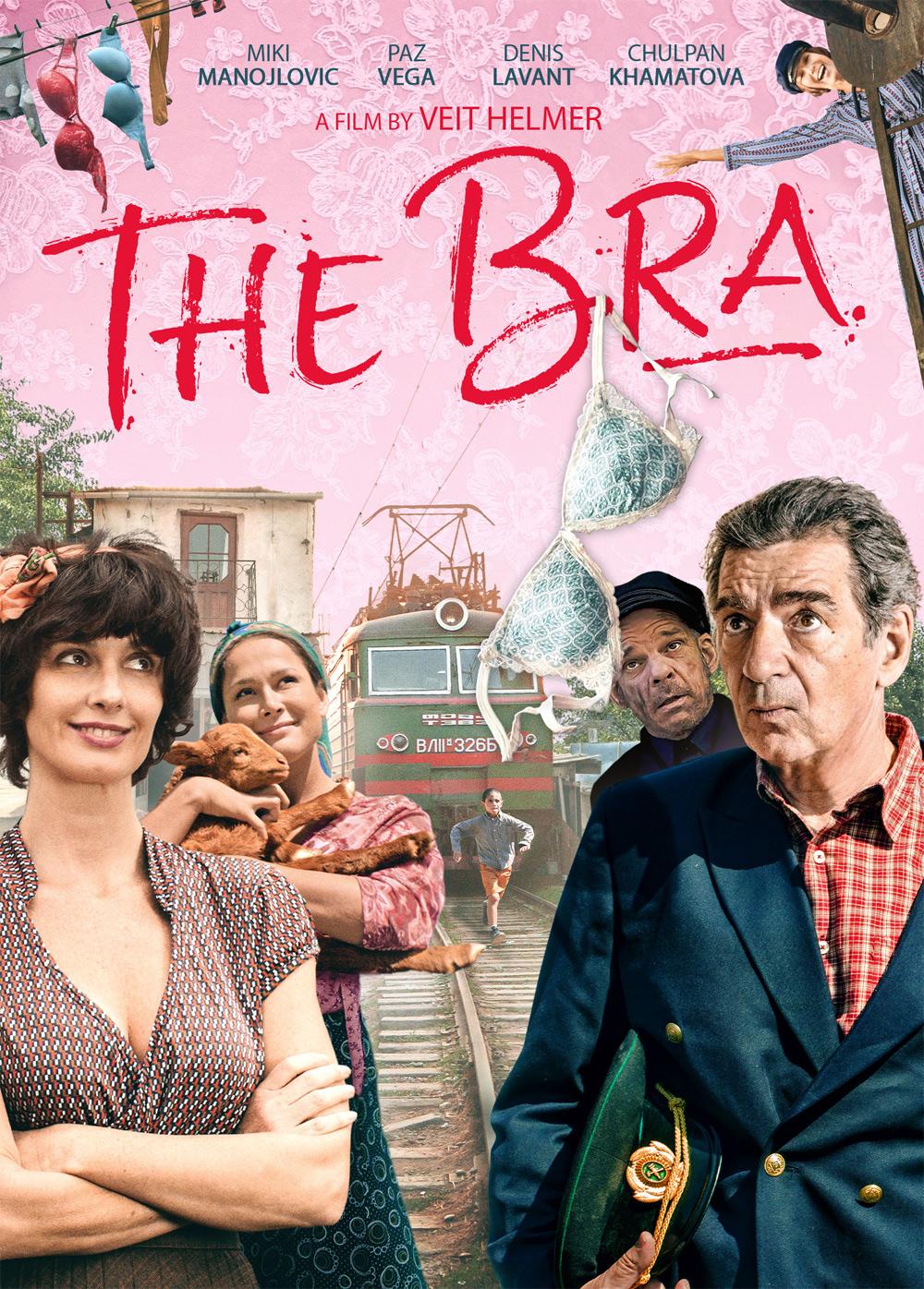 The Bra Poster