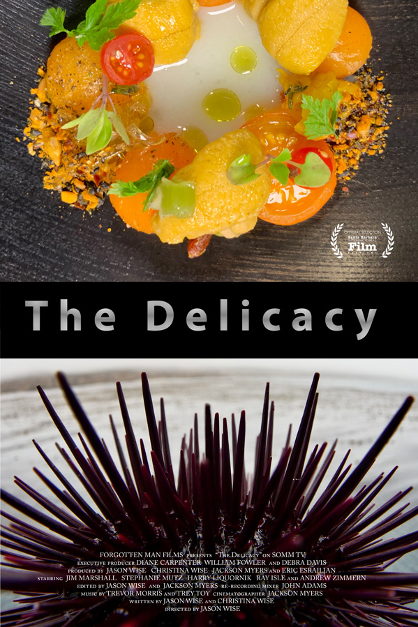 The Delicacy Poster