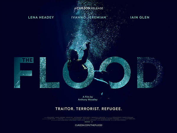 The Flood UK Poster