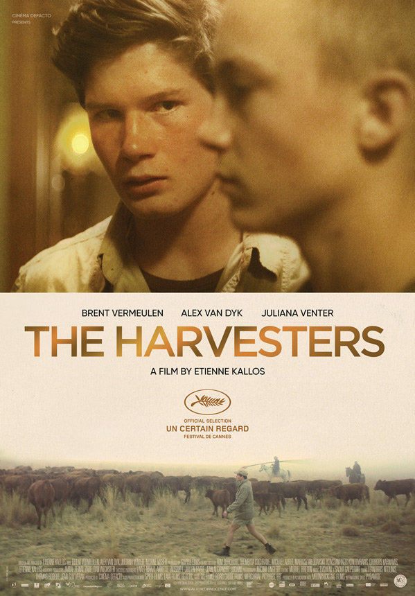 The Harvesters Poster