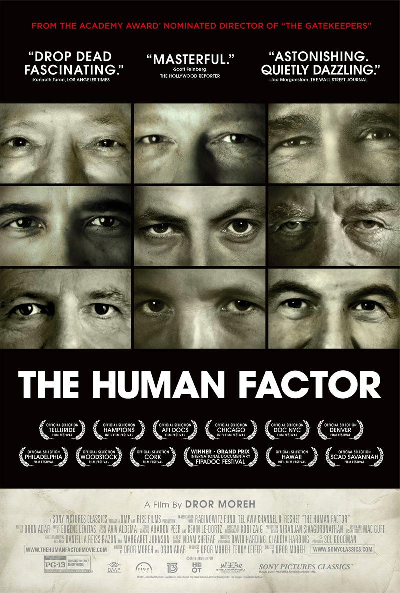 Póster El factor humano