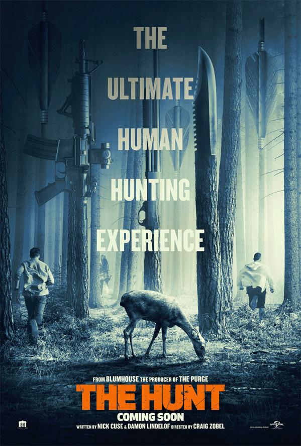 Craig Zobel's The Hunt Poster