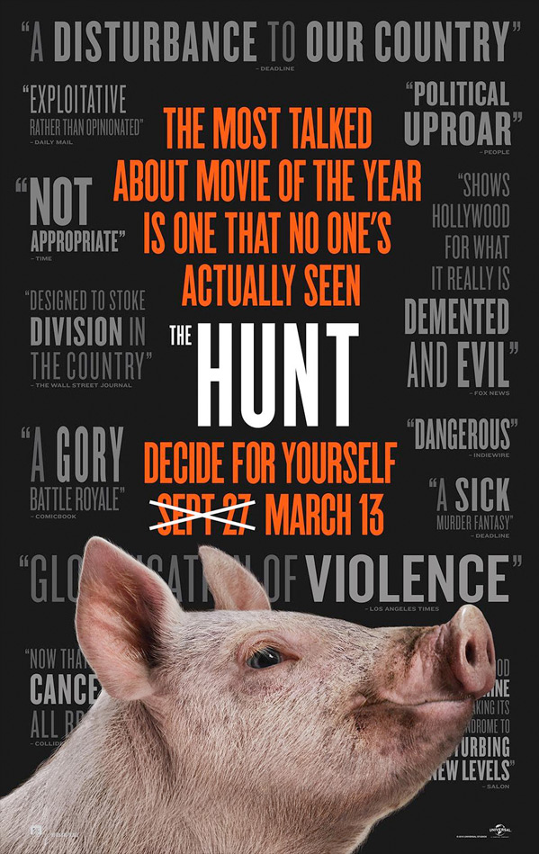 Craig Zobel's The Hunt Poster